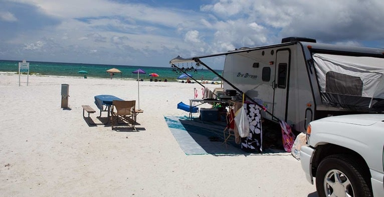 Best RV parks in the USA