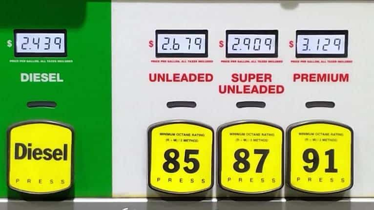 gas vs diesel for your RV