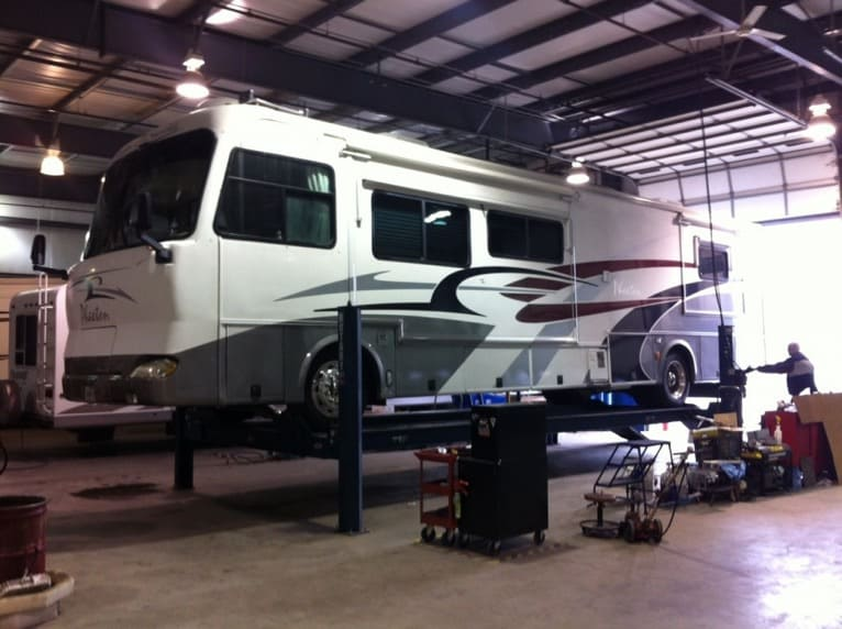 Maintaining your RV can be costly