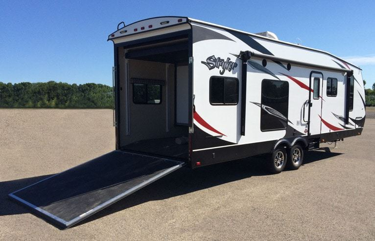 RV Toy Hauler