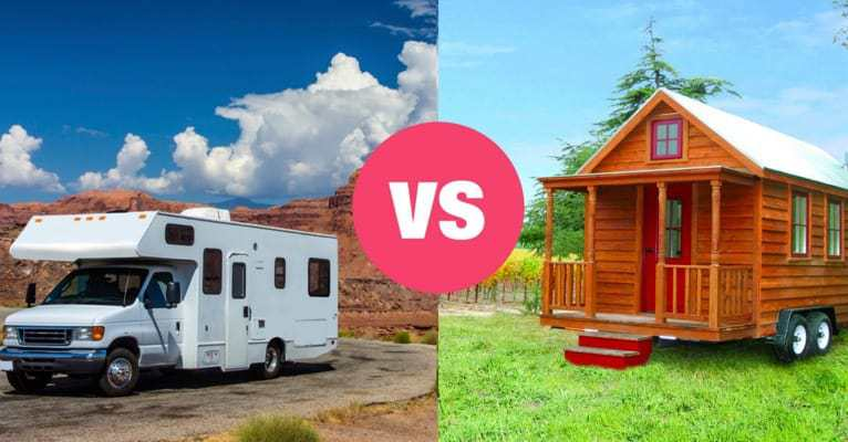 RV Vs Tiny House