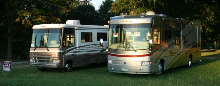 Selling your RV is easy