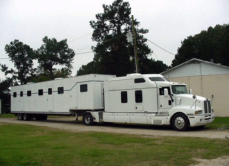 Too big RV