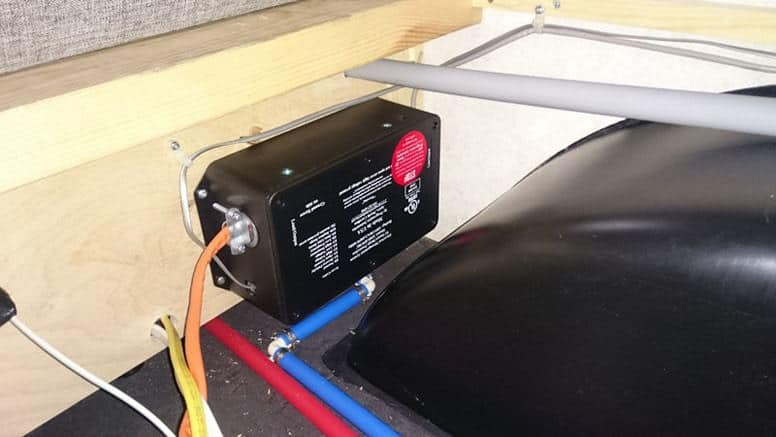 Hardwired Surge Protector Into RV