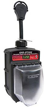 Portable RV Surge Protector EMS-PT30X Review