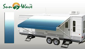 SunWave Awning Fabric Ocean Review