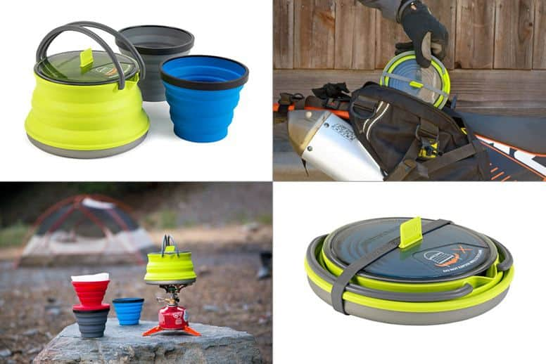 Cookware Collapsable