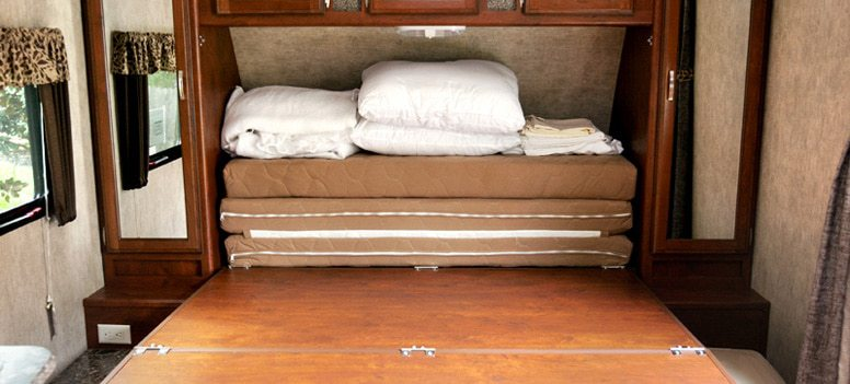 14 Tips For Functional Camper Storage And Organization of Space In Your RV 1