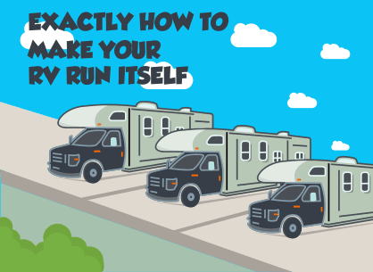 How to self-sustain rv