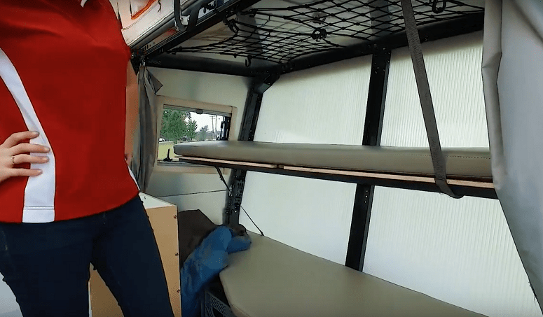Camp Trailer With Bunk Beds
