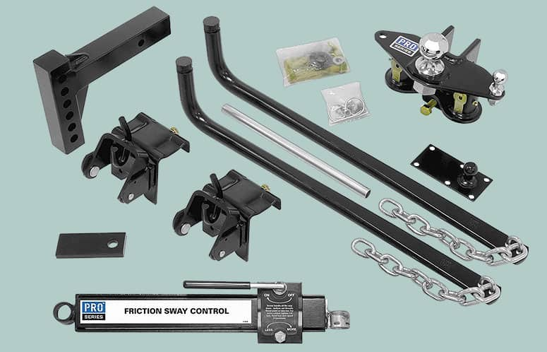 Weight Distribution Hitch Parts