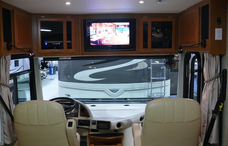 TV In RV