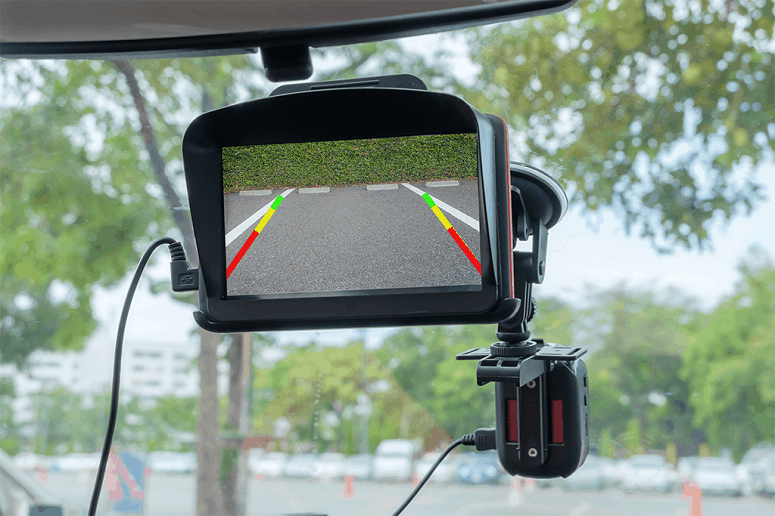 Best wired backup camera