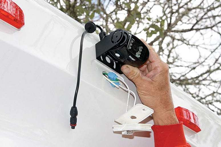 how to install a wireless rv backup camera