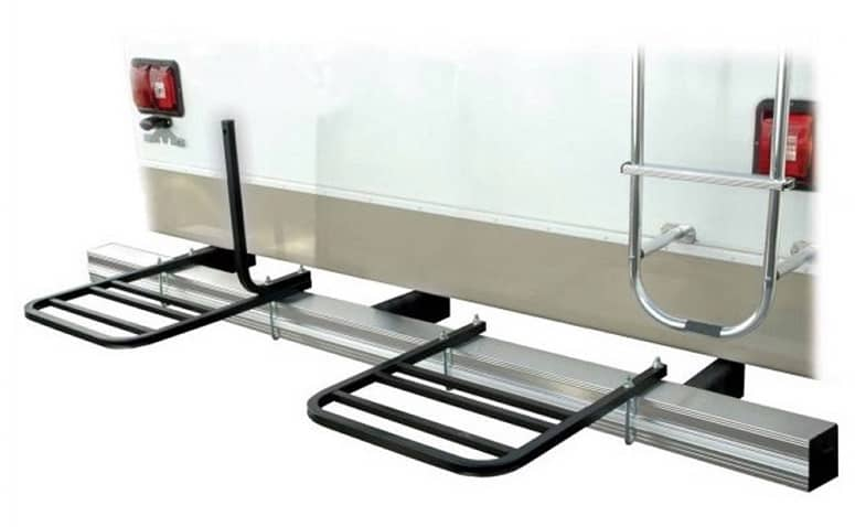 Bumper Mount RV Bike Rack