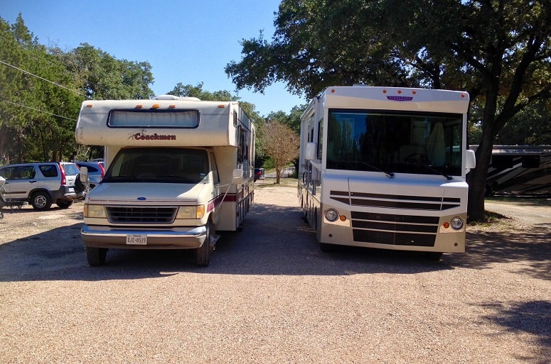 Difference Between Class A And Class C RVs