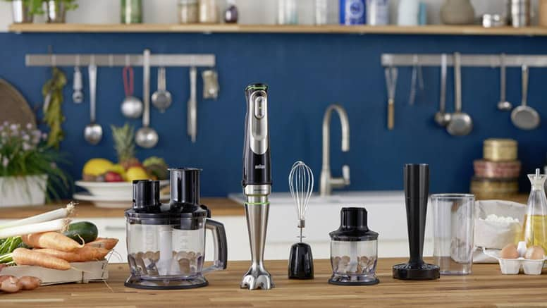 Combination Handheld Blenders