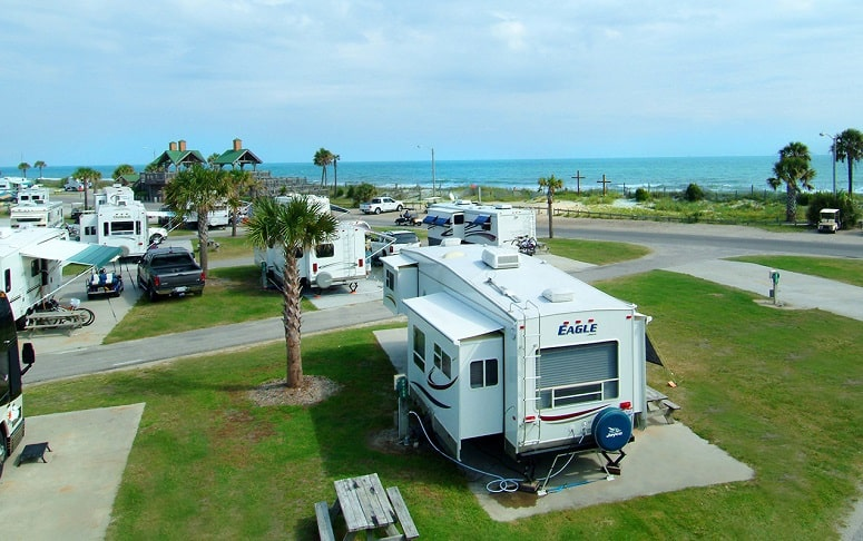 RV Park At Myrtle Beach