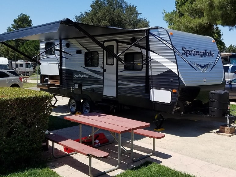 RV Park Rates: What's The Average Campground Price Per Night
