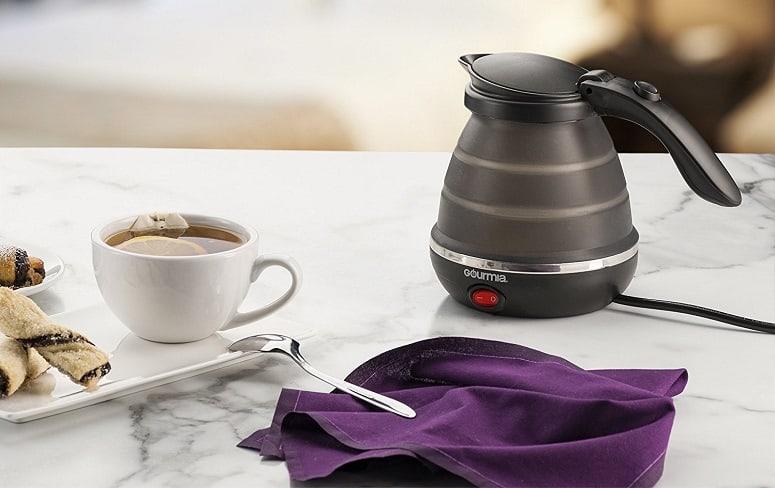 Foldable Tea Kettle