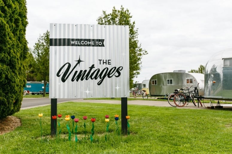 Vintages Trailer Resort Oregon