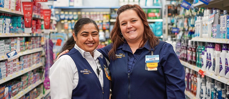 Walmart Managers