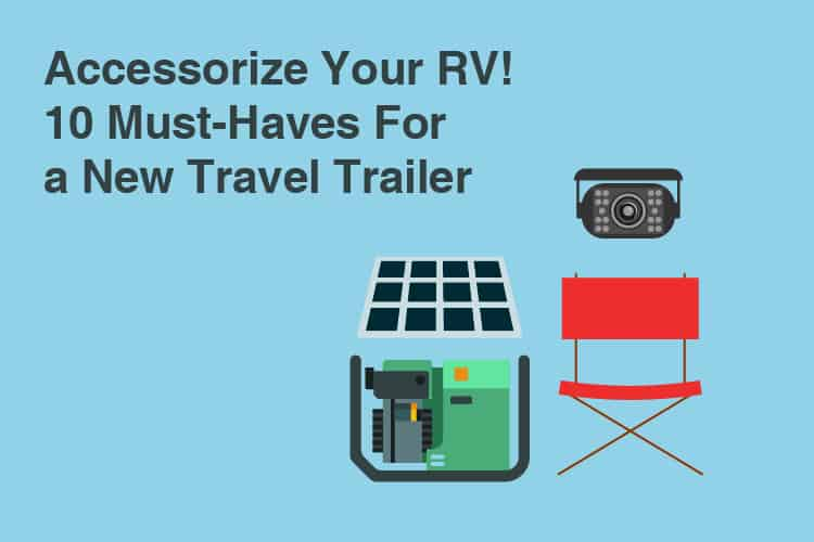 Best RV Accessories and Parts