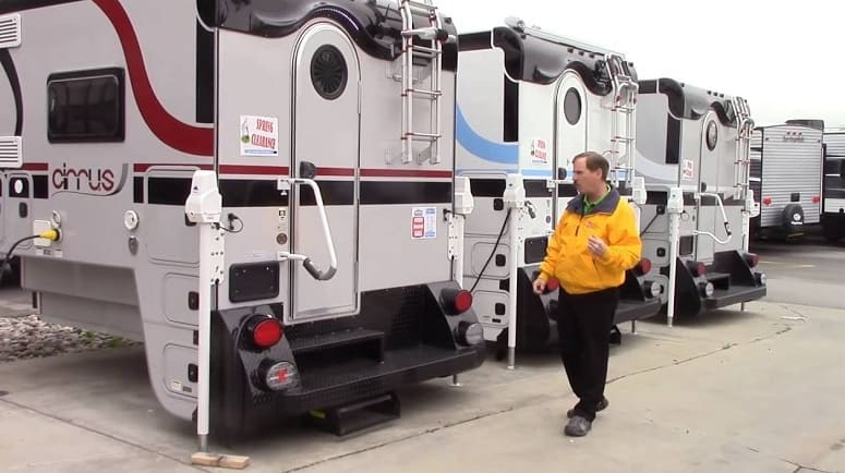 Man Looking For A Truck Camper