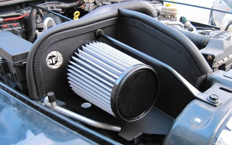 Jeep Cold Air Intake