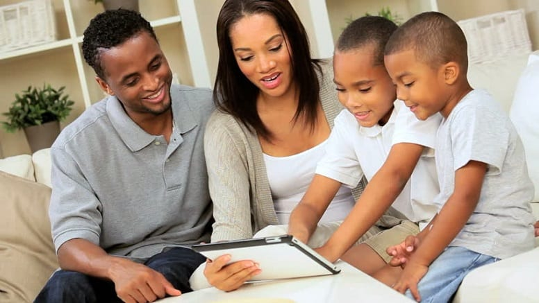 Consulting your family about finance