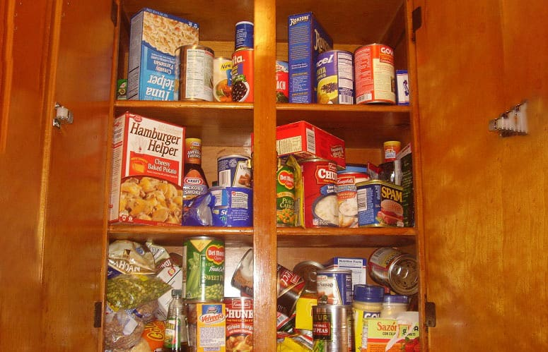 RV Food Supplies