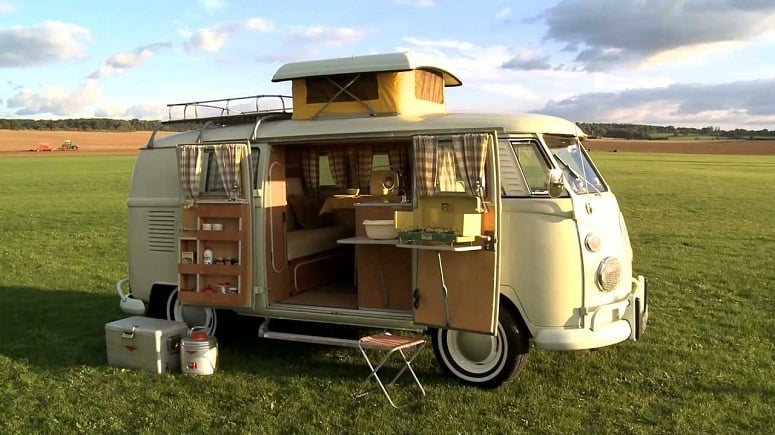 Volkswagen Retro RV