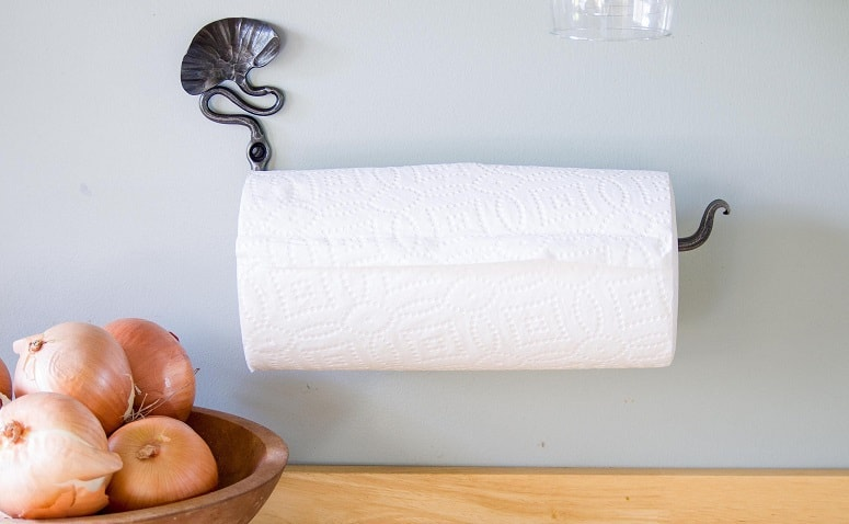 Wall Mounted Paper Towel Holder
