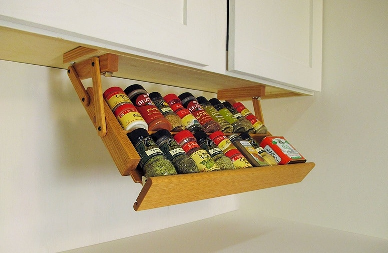 RV Hanging Spice Rack