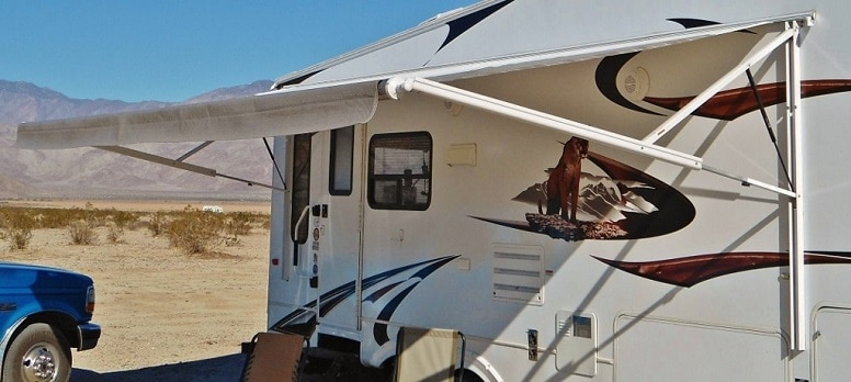 Should I Tow My Camper Home With A Broken Awning? 1