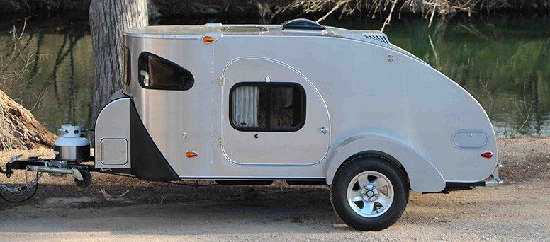 560 Raindrop Teardrop Camper From Camp Inn Review