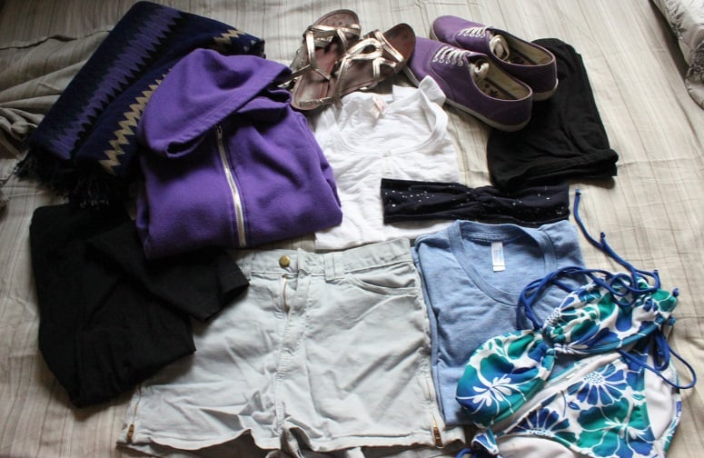 Clothes For Camping