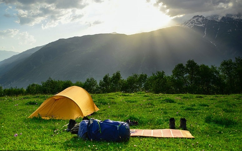 Tent Camping