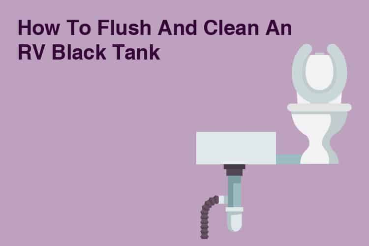 How To Flush And Clean An RV Black Tank 9