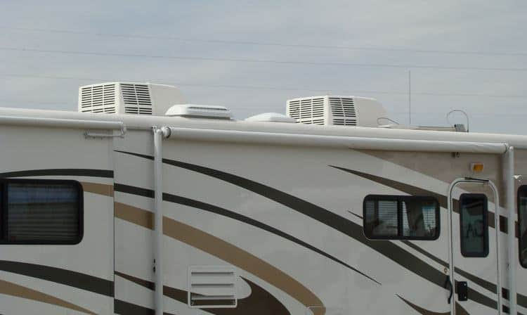 RV With 2 ACs