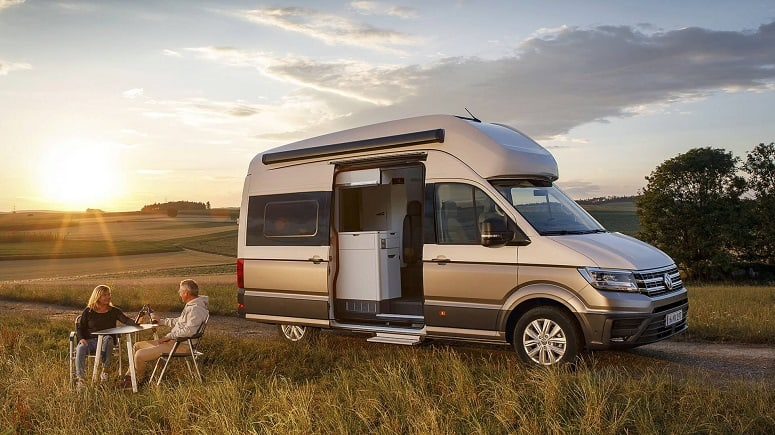 Camping With Campvan
