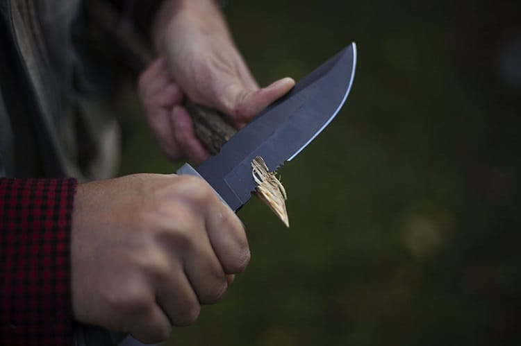 Camping Knife uses