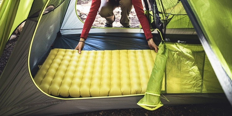 Get A Comfy Sleep While Camping: 5 Best Camping Sleeping Pads in 2021 3