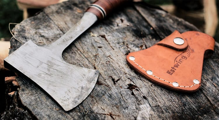 estwing camping hatchet