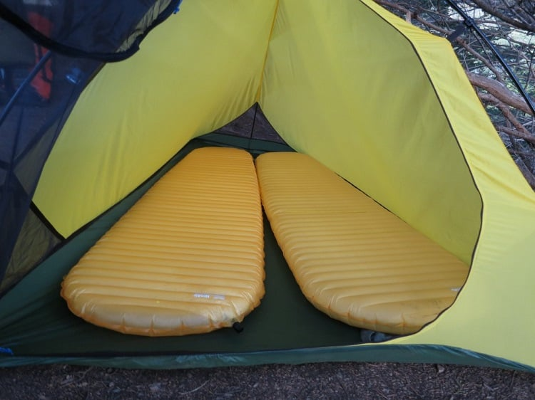 Sleeping Pad Size