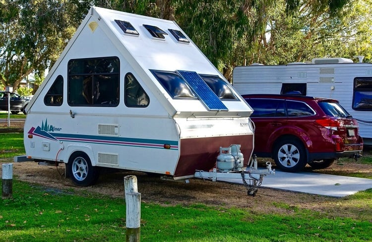 How Much Do Pop Up Campers Weigh? 2