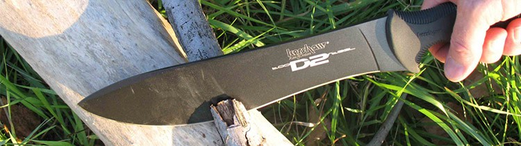a quality camping knife