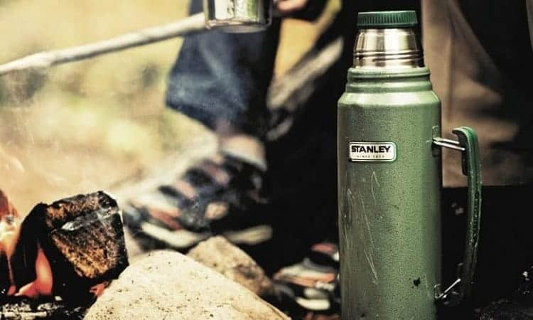 Camping-Thermos