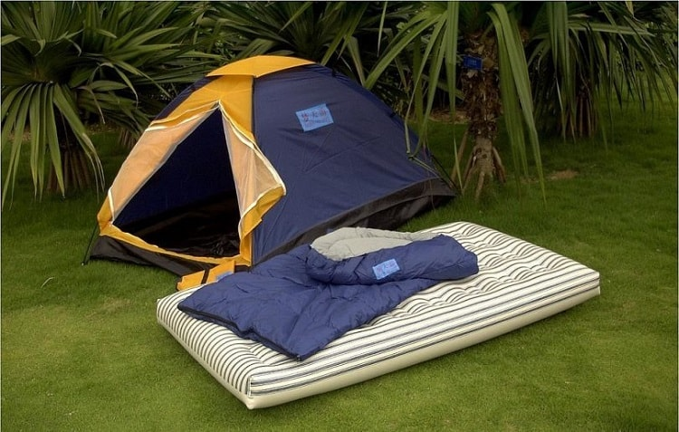 Camping With Air Mattress