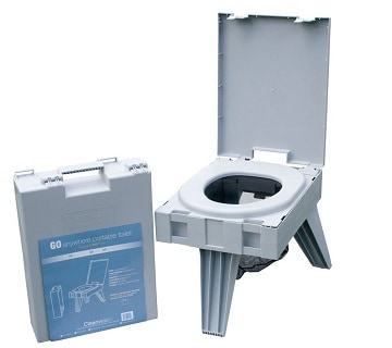 Cleanwaste Toilet